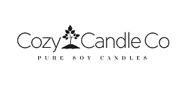 Cozy Candle Co  Pure Soy Candles  Long Lasting Fragrance www.CozyCandleCo.com